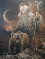 Славянский Бог Велес
