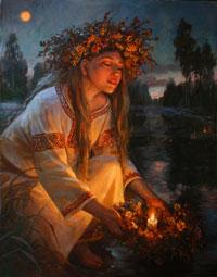 Богиня Кострома