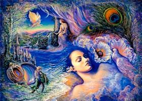 Богиня Славян Ночь Купальница