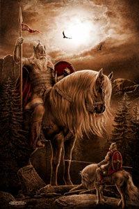 Славянский Бог Светагор