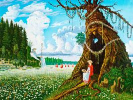 Славянский Бог Святибор