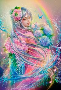 Богиня Плеяна