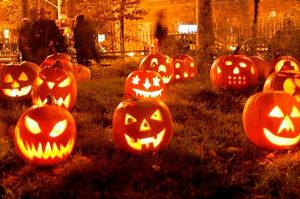Хэллоуин Самайн или Все же Деды