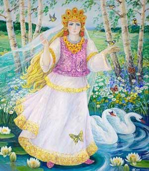 Богиня Полеля