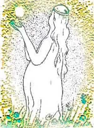 Богиня Дидилия