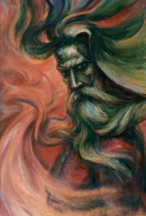 Бог Сива