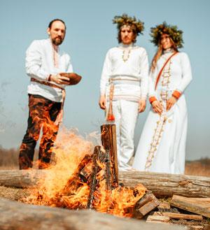 Славянский Обряд Венчания